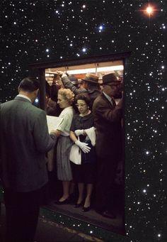 Door Space #collage #nonsense