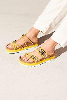Clear Skies Footbed Sandal