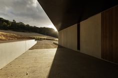 House at Hanging Rock by Kerstin Thompson Architects wins 2014 AIA Robin Boyd Award for Residential Architecture (New)   Architecture And Design