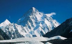 QI: K2, in Pakistan's Karakoram Range, has never been conquered in winter