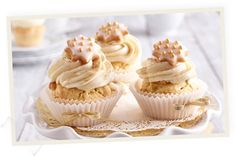 Bratapfel-Cupcakes (mit Rezept)