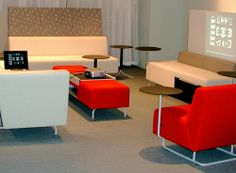 Steelcase Bix Lounge Collection