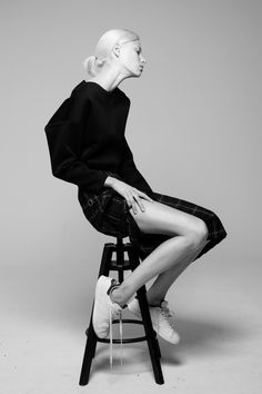 inspiration for www.duefashion.com  TALIS KYRA at ULLAMODELS By ISMAEL MOUMIN