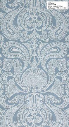 Did I say I love blue? Wallpaper