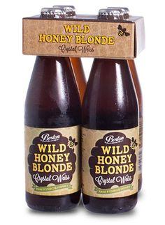 BOSTON WILD HONEY BLONDE #CraftBeer #BostonBreweries Wild Honey, Craft Beer, Brewery, Beer Bottle, Blond, Liquor, Boston, Drinks, Crafts