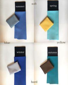 Cool Winter Color Palette, Soft Summer Palette, Winter Colors, Summer Colors, Warm Colors, Deep Autumn, Deep Winter, Winter Typ, Seasonal Color Analysis