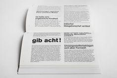 Schiff nach Europa - Markus Kutter / Triest Verlag Zürich Switzerland