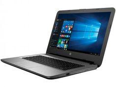 """Notebook HP 14-ac141br Intel Core i5 - 8GB 1TB LED 14"""" Placa de Vídeo 2GB Windows 10 com as melhores condições você encontra no Magazine Jsantos. Confira!"""