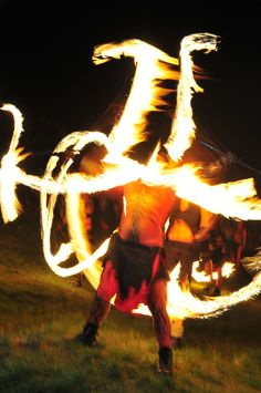 More from the Beltane Fire Gestival In Edinburgh