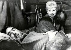 La Strada, Federico Fellini, at MoMA, NY