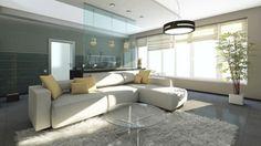Jak urządzić wysokie mieszkanie?