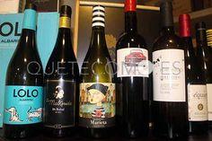 Amplia bodega en vinos nacionales e internacionales con denominación de origen | Restaurante Casa de Comidas Pinto y Maragota en Vigo