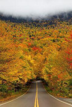 Smuggler's Notch State Park - Vermont, USA