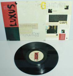 LP - Herbert Grönemeyer - Luxus | eBay