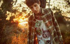 Oliver Sykes, SHERWOOD SHIRT - DROP DEAD CLOTHING