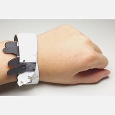 Panda Bracelet now featured on Fab.