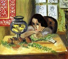 Image result for henri matisse femme lisant
