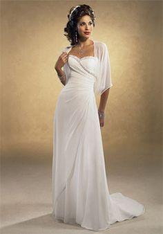 Cheap Pretty Simple Beach Wedding Dresses/Bridal Dress weddingdresses00532 - Weddingdressgood.com