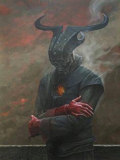 Tagged with monsters, rpg, inspiration, character art; Monster Art, Arte Horror, Horror Art, Wayne Barlowe, Illustrator, Satanic Art, Dark Artwork, Ange Demon, Arte Obscura