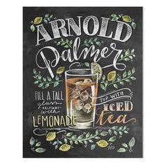 Arnold Palmer Recipe - Print #Food #Gifts #Kitchen