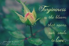 For My Daughters, A Letter of Grace: Forgiveness | Journeys in Grace