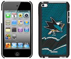 for mike maybe? Coveroo San Jose Sharks iPod Touch 4th Generation Case - Shop.NHL.com