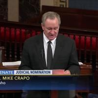 #Mike_Crapo | C-SPAN.org Watch the C-SPAN collection of videos, access clips #including recent #appearances by #Mike_Crapo. View positions held along with a brief bio....... https://www.c-span.org/person/?michaelcrapo
