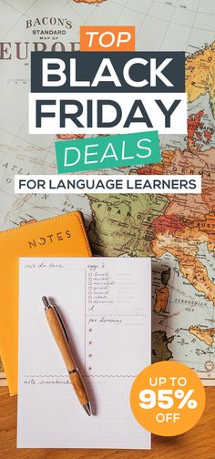Top Black Friday 2020 Deals for Language Learners [Time Sensitive] | The Intrepid Guide