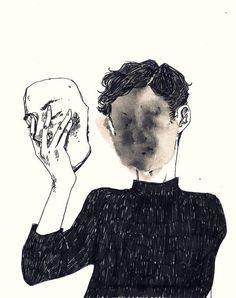 máscara diária