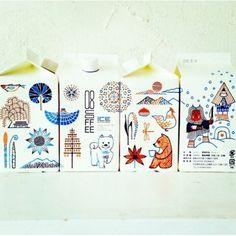 healthy breakfast ideas for kids images clip art designs for women Japanese Packaging, Tea Packaging, Brand Packaging, Design Packaging, Food Graphic Design, Graphic Design Illustration, Co Trip, Packaging Design Inspiration, Brand Inspiration