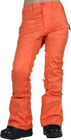 Nikita Penrose Pants - nasturium - Snowboard Shop > Women's Snowboard Outerwear > Women's Snowboard Pants > Women's Shell Snowboard Pants