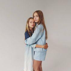 Kristina & Anastasia (bff) photo : Alena Kunda
