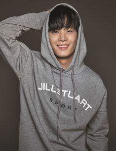 for Dazed Korea Nuest Kpop, Bae, Dazed Magazine, Ikon Junhoe, Nu'est Jr, Boy Idols, Dazed And Confused, Nu Est, Sporty Outfits