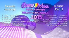 running order eurovision song contest 2014