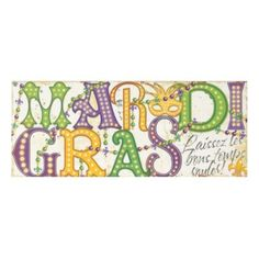 Mardi Gras LED Canvas Art Print | Kirkland's-Love this as well...way to fun....