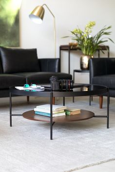 Perfect for resting your drink, the Vitri table brings intrigue and a sixties edge to your living space.