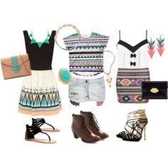 tribal-aztec-clothes .... stunning!
