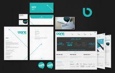 website and branding