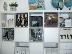 Gabulle in wonderland : des vinyles pour mon étagère expedit d'Ikea