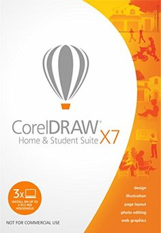 CorelDRAW Home & Student Suite X7 [Download] - http://www.rekomande.com/coreldraw-home-student-suite-x7-download/