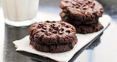 Τα πιο μαλακα cookies σοκολατας που λιωνουν απολαυστικα στο στομα απο τον Ακη Πετρετζικη