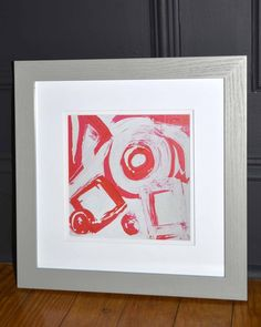 42614 framed square giclee, $95.00 by Lindsay Cowles LLC