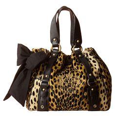 Juicy bag! Cheetah ♥