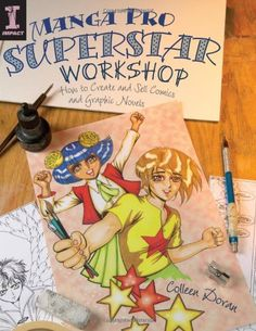 bazilbooks Manga Pro Superstar Workshop: How to Create and Sell Comics and Graphic Novels - http://comics.bazilbooks.com/bazilbooks-manga-pro-superstar-workshop-how-to-create-and-sell-comics-and-graphic-novels/
