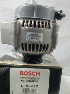 1995 to 1998 Toyota Tercel L4//1.5L Engine 70AMP Alternator  with Warranty