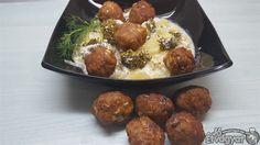 Kapros krumplifőzelék brokkolival, fasírttal Ethnic Recipes, Food, Essen, Meals, Yemek, Eten