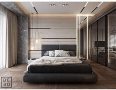 Home Decor Bedroom Take a look at some contemporary bedroom design inspirations! Decor Bedroom Take a look at some contemporary bedroom design inspir Modern Bedroom Design, Master Bedroom Design, Home Decor Bedroom, Bedroom Ideas, Master Suite, Bedroom Furniture, Bedroom Small, Furniture Design, Contemporary Bedroom Designs