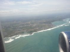 Puerto Rico- from the sky