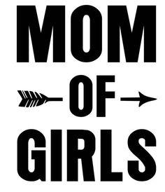 Mom of Girls SVG Studio3 PDF PNG Jpg File by LMTEmbroideryDesigns