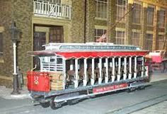 Image result for TOAST RACK TRAMS LLANDUDNO WALES